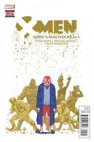 X-Men: Worst X-Man Ever #5