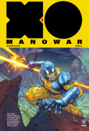 X-O Manowar (2017) Vol. 1 Deluxe HC Reviews