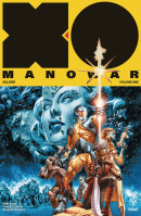 X-O Manowar (2017) Vol. 1: Soldier TP Reviews