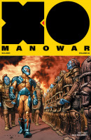 X-O Manowar Vol. 2 Reviews