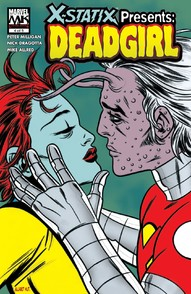 X-Statix Presents: Dead Girl #4