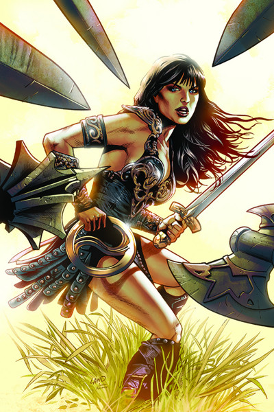 Watch Xena: Warrior Princess Episode: Been There, Done