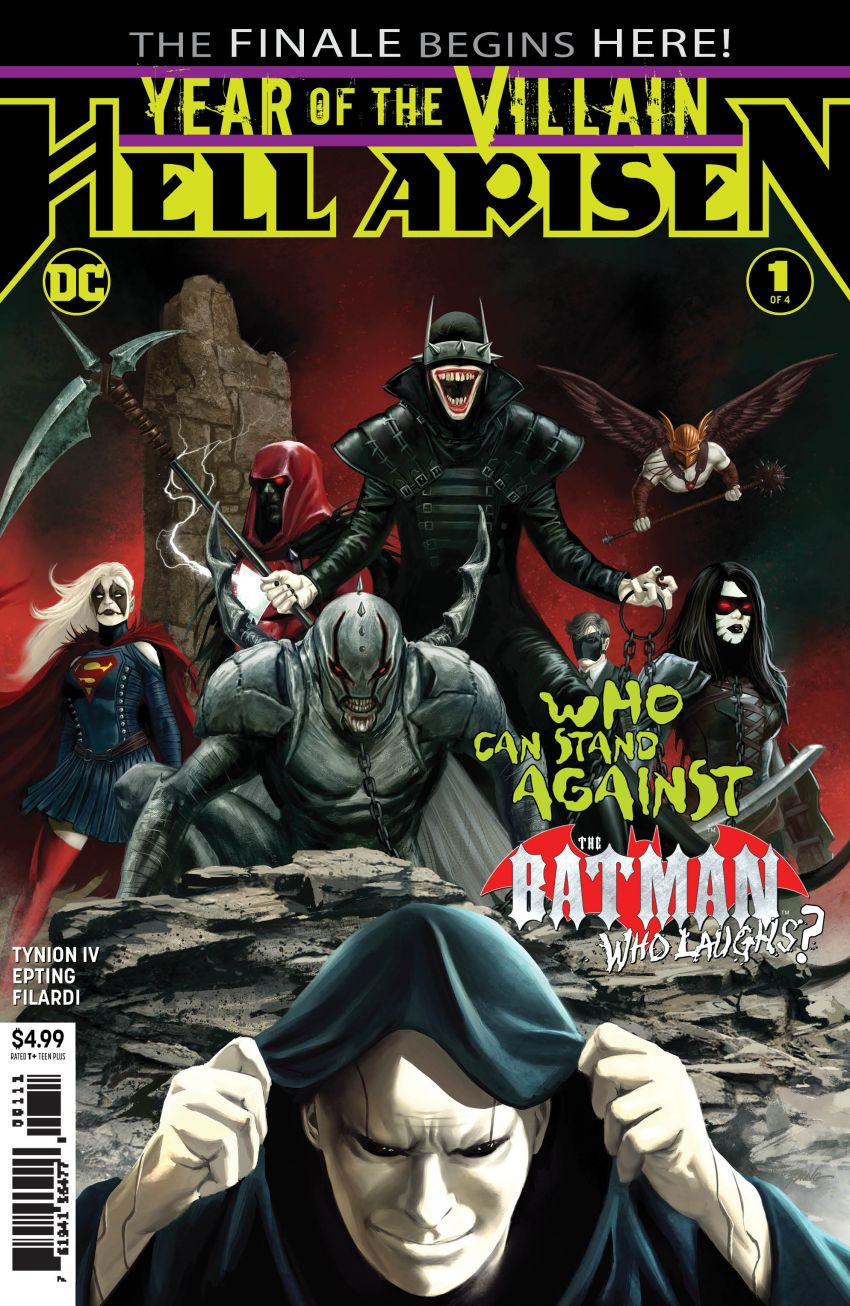 Tag 1 sur DC Earth - Forum RPG Comics Hell-arisen_1_preview_0