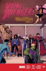 Young Avengers #14