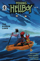 Young Hellboy: The Hidden Land #1