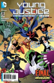 Young Justice Vol. 2 #25