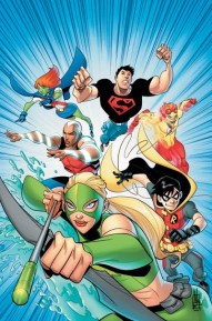 Young Justice Vol. 2 #0