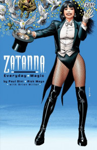 Zatanna: Everyday Magic #0