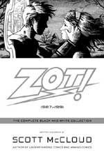 Zot! 1987-1991: The Complete Black and White Collection #1